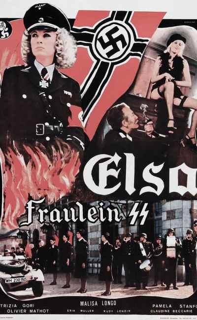 Elsa Fraulein SS (Eurociné), de Patrick Rhomm