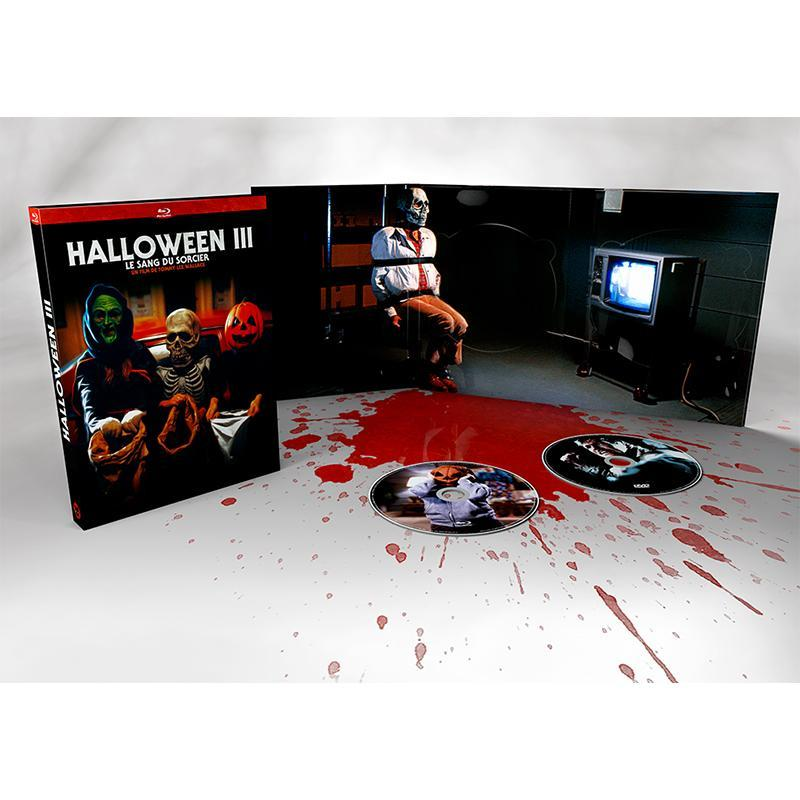 Halloween 3 : packaging collector du Chat qui Fume