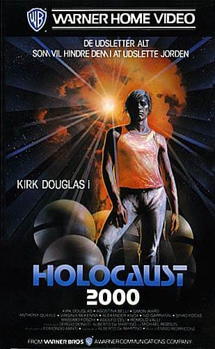 VHS néerlandaise d'Holocaust 2000 éditée par Warner