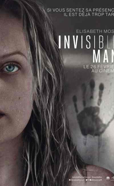 Invisble Man, affiche du film