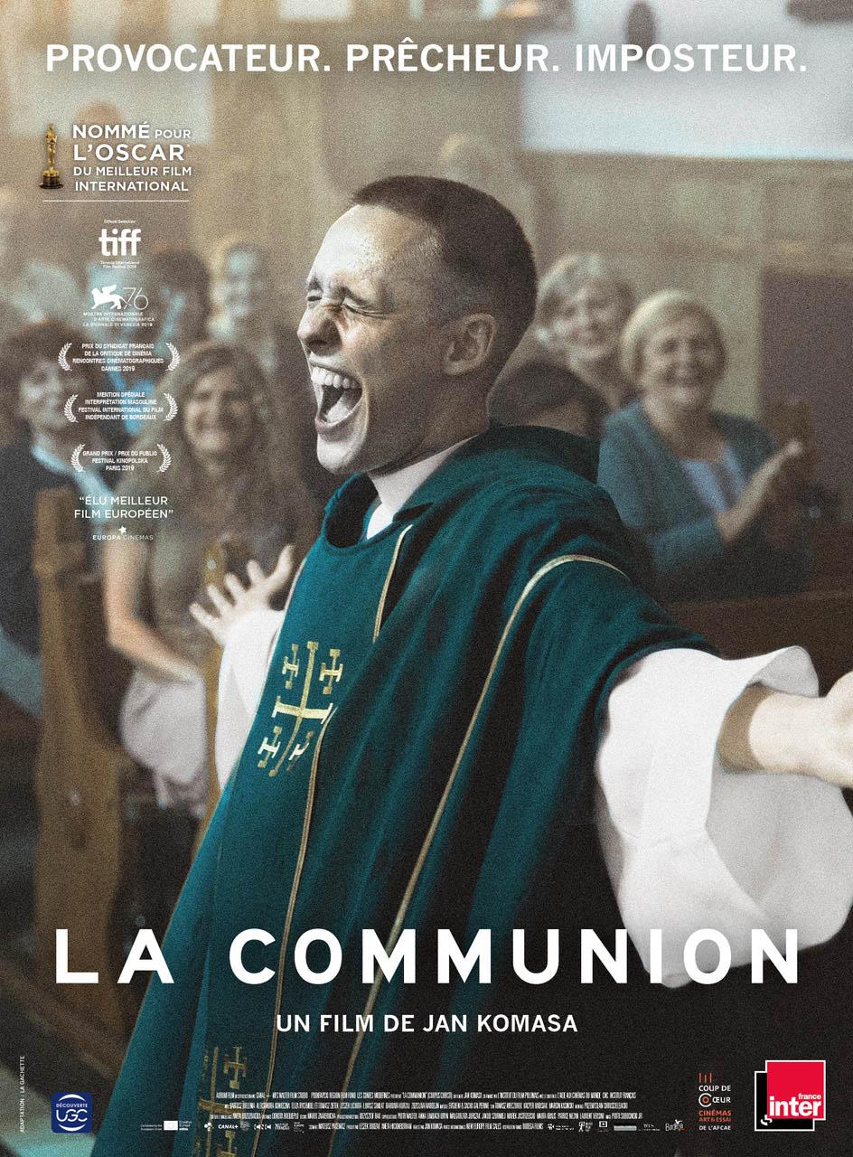 La communion de Jan Komasa s'affiche