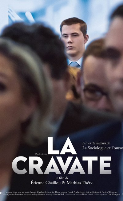La cravate, l'affiche du documentaire