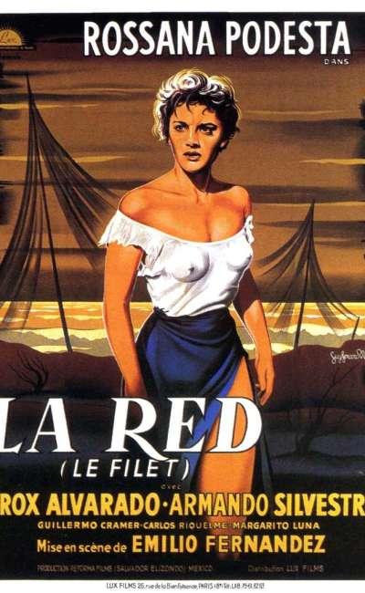Le filet (la red), l'affiche