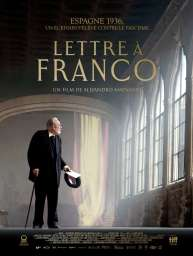 Lettre à Franco, l'affiche