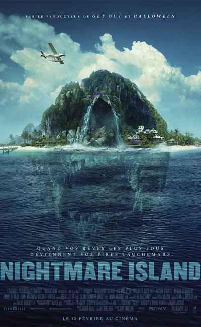 Nightmare island affiche