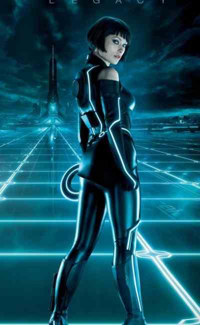 Olivia Wilde dans Tron L'héritage