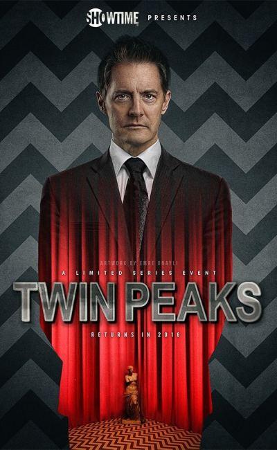 Affiche de Twin Peaks - saison 3