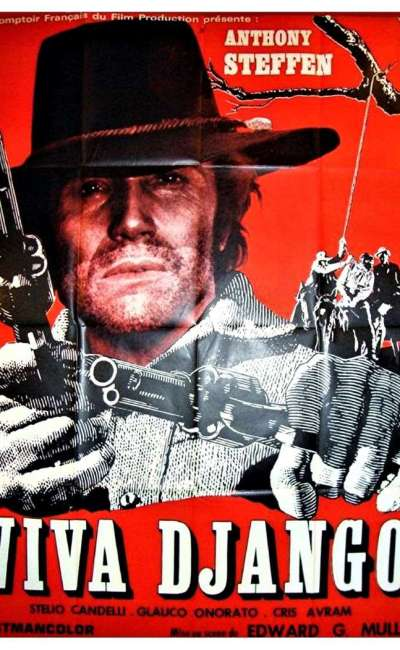 Viva Django, l'affiche de 1971