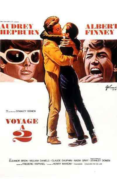 Voyage à deux affiche du film