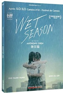 Wet Season, dvd