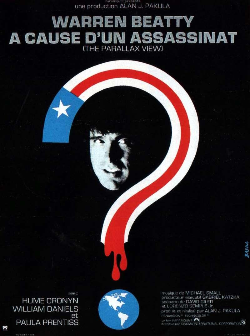 A cause d'un assassinat, l'affiche