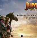 Jumanji Next Level et autres sorties vidéo seulement en VOD