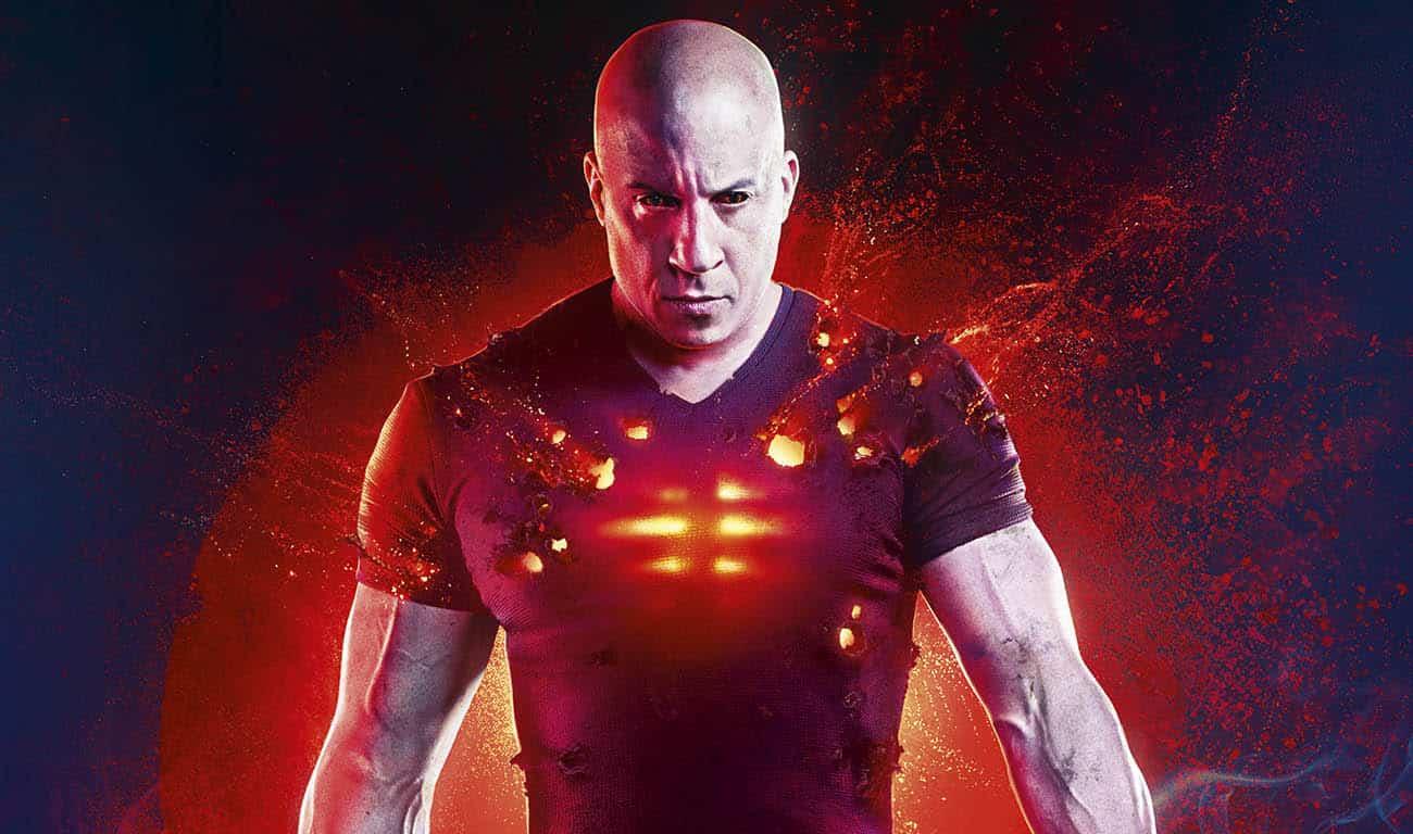 Bloodshot, Vin Diesel conforyé