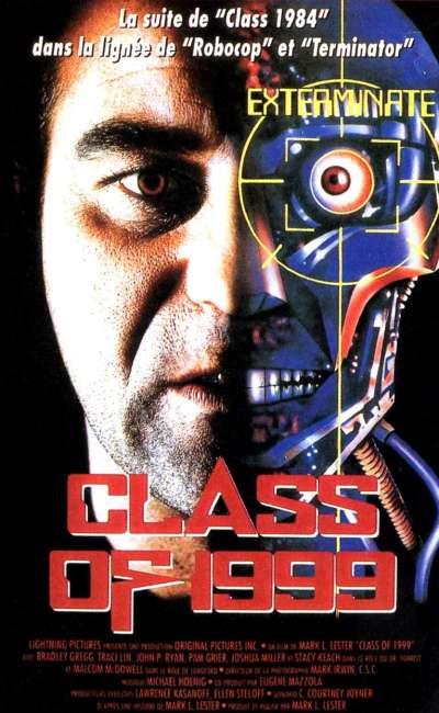 Class of 1999, la jaquette DVD