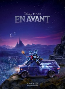 Teaser du film de Pixar, En avant