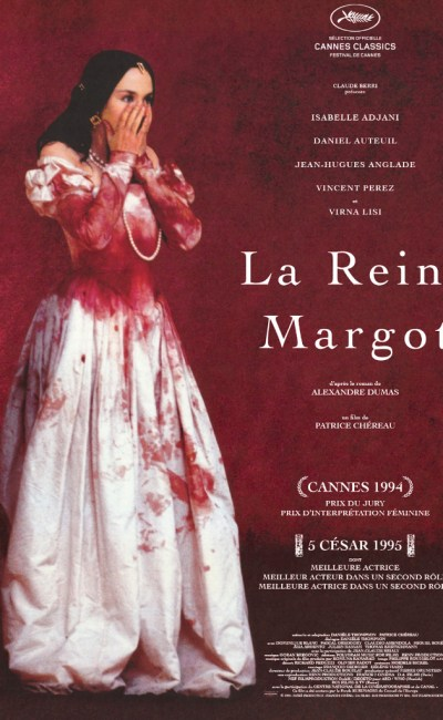 Affiche (reprise 2013) de La Reine Margot