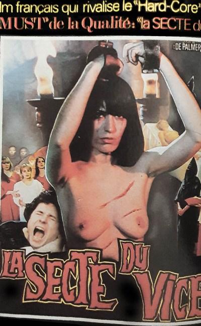 Maitresses du vices de Joe de Palmer (VHS la secte du vice)