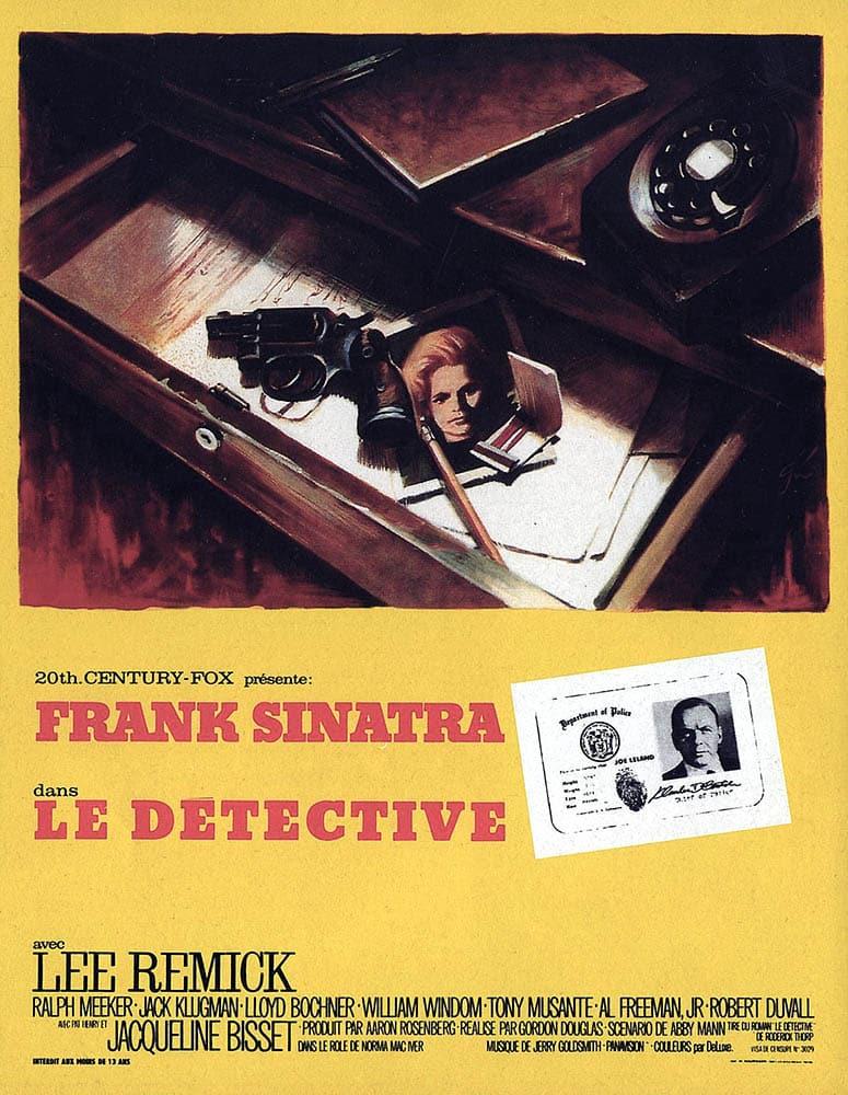 Le détective de Gordon Douglas