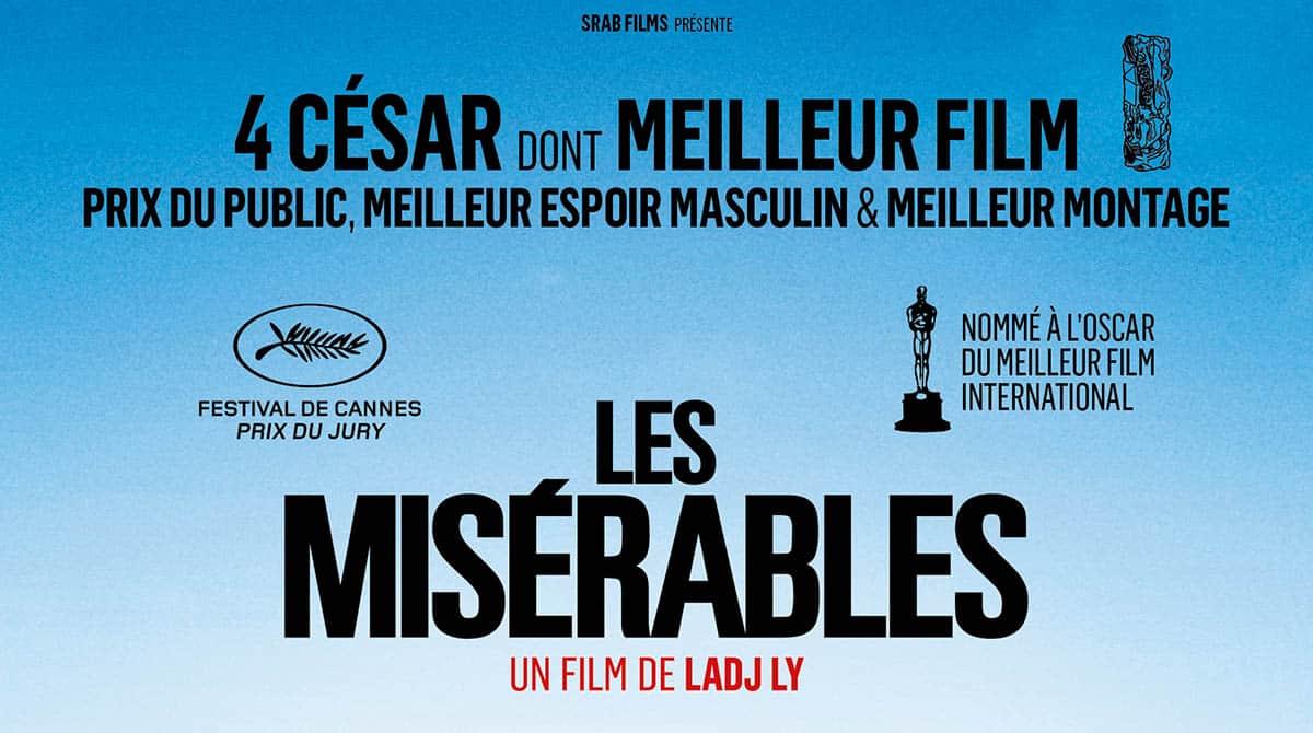César : Les Misérables, 4 Prix