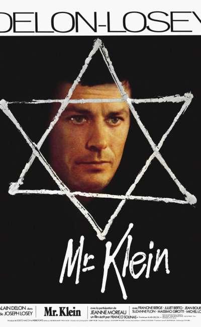Monsieur Klein, l'affiche