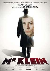 Monsieur Klein, l'affiche de la reprise