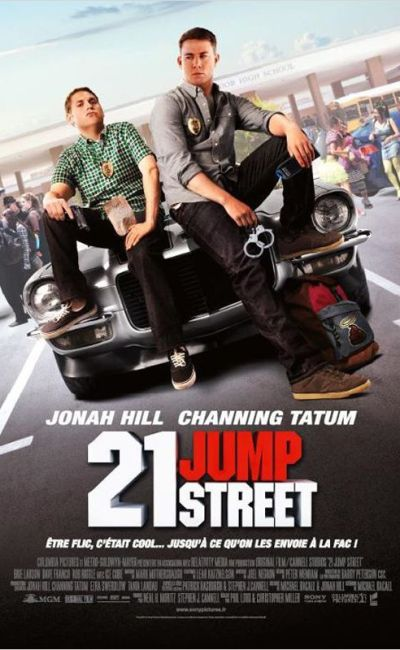 21 Jump Street, affiche française