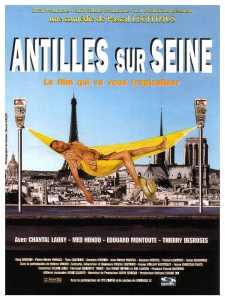 Antille sur Seine, affiche de la comédie de Pascal Légitimus