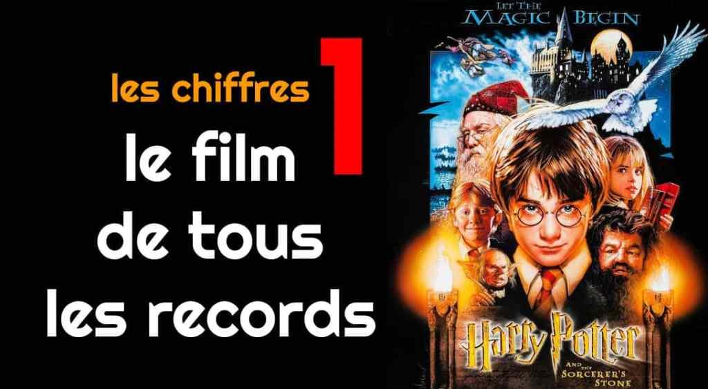 Harry Potter 1, tous les records