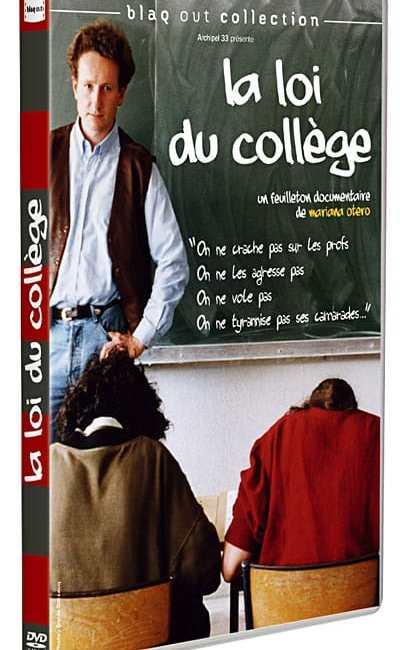 La loi du collège, cover-jaquette-2008