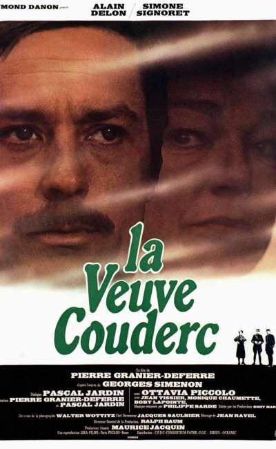 La veuve Couderc, l'affiche