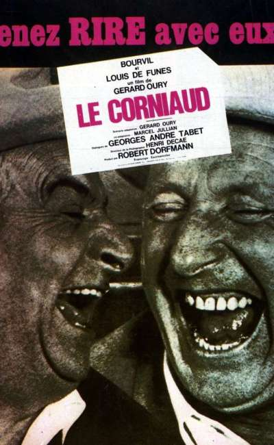 Le corniaud, l'affiche de 1965