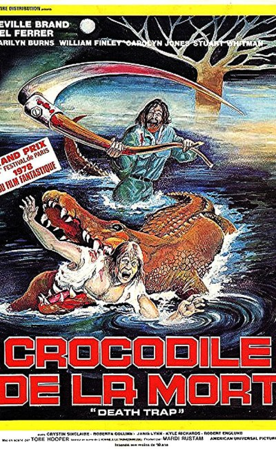 Le crocodile de la mort (Death Trap) : la critique du film + le test blu-ray
