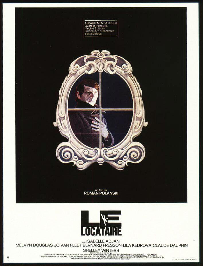 Affiche de Le Locataire de Roman Polanski