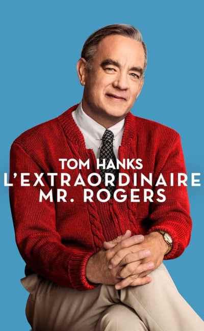 L'extraordinaire Mr. Rogers avec Tom Hanks
