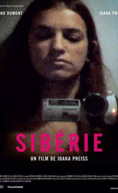 Sibérie de Joanna Preiss, affiche