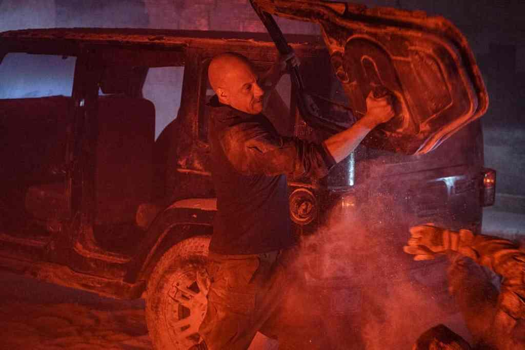 Bloodshot, Vin Diesel se bat contre les mercenaires
