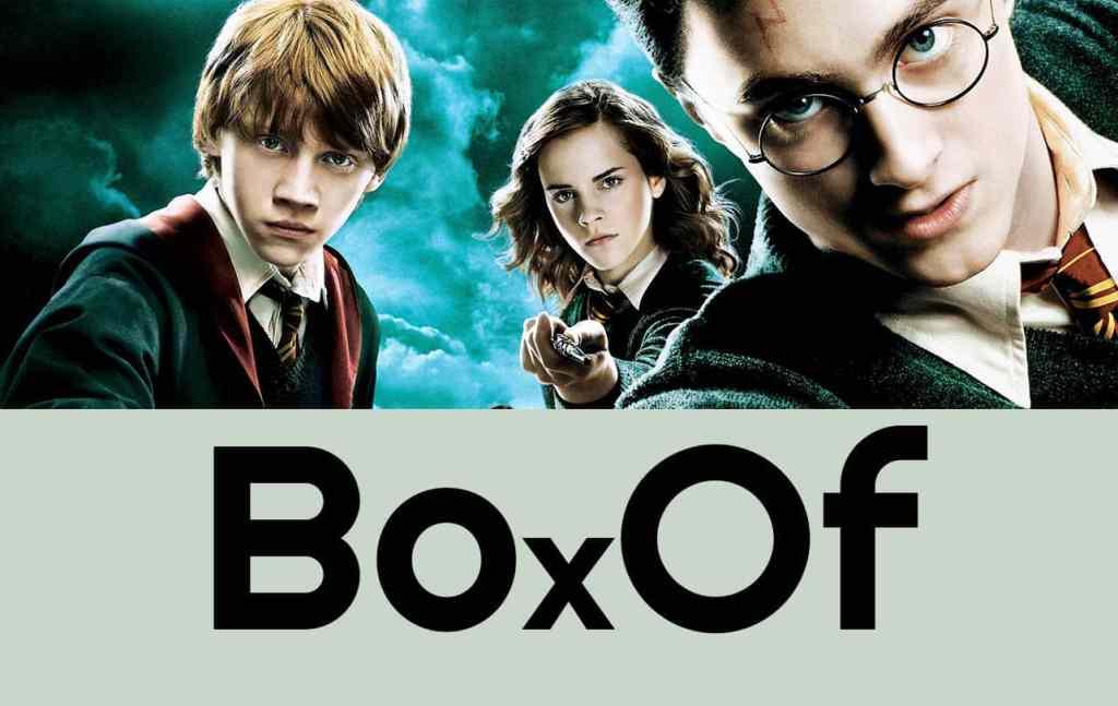 Box-office d'Harry Potter et l'ordre du Phénix