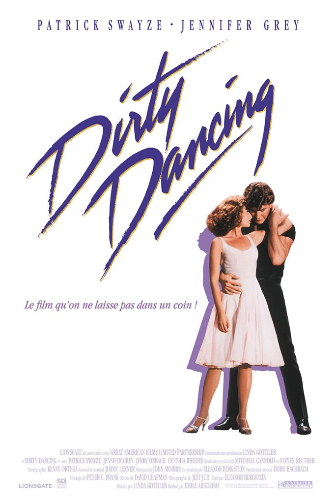 Dirty Dancing affiche Reprise 2018