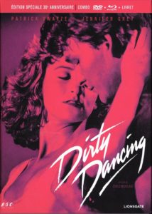 Dirty Dancing, cover ESC (jaquette)