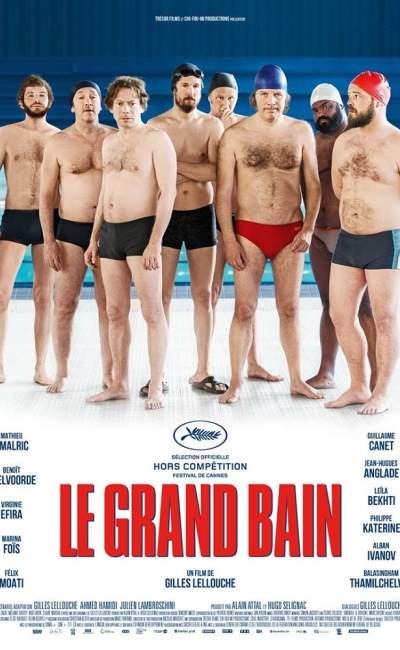 Affiche de Le Grand Bain de Gilles Lellouche