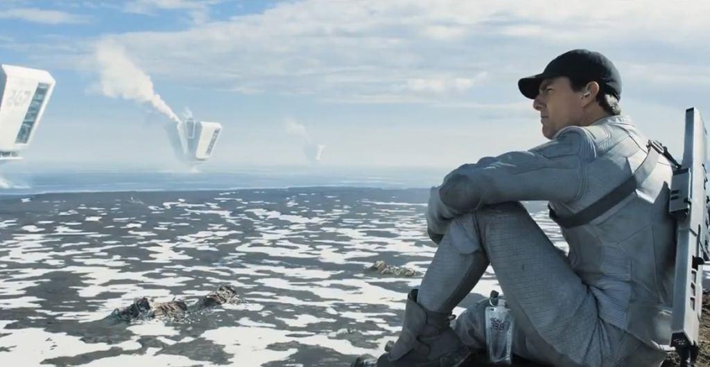 photo de Tom Cruise dans Oblivion