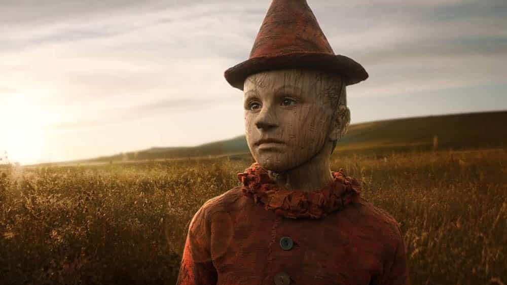 Federico Ielapi est le Pinocchio de Matteo Garrone