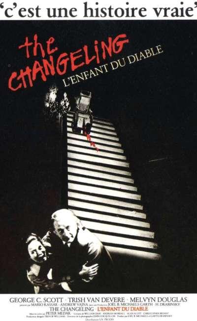 L'enfant du diable (The changeling), l'affiche