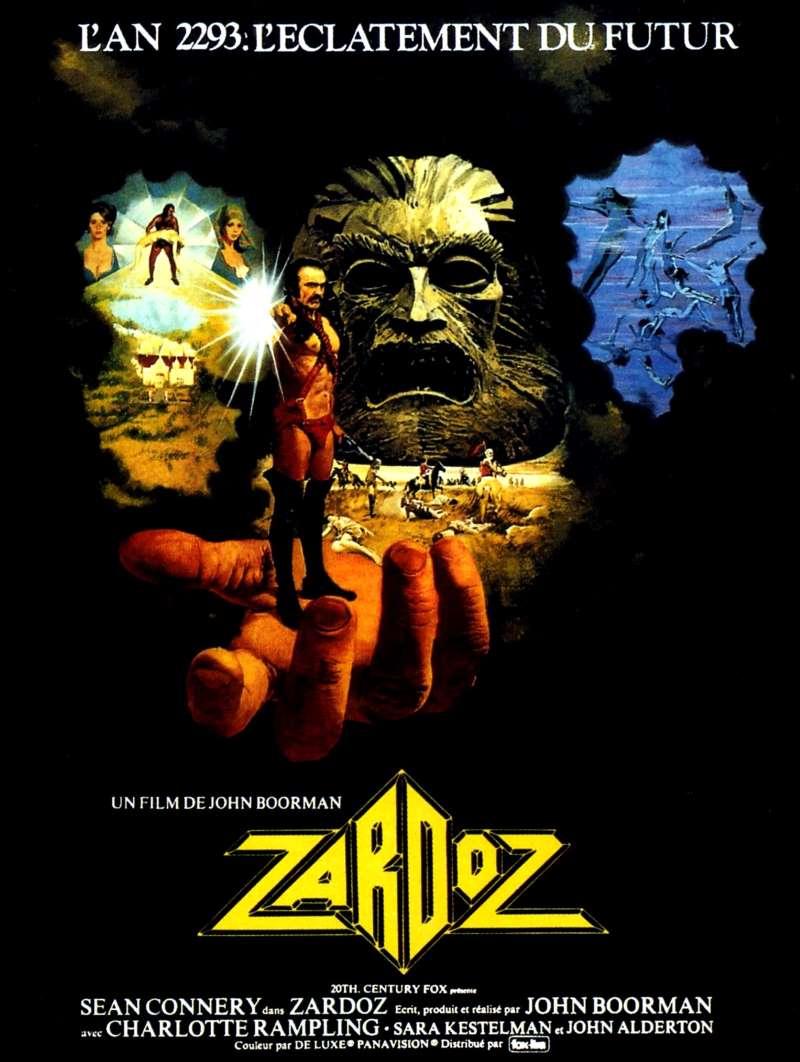 Zardoz, l'affiche