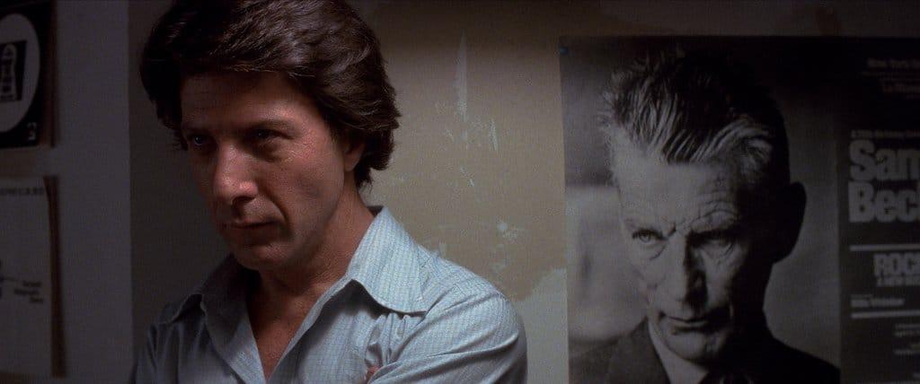 Dustin Hoffman dans Tootsie