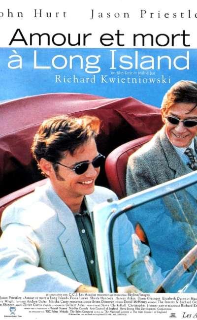 Amour et mort à Long Island, l'affiche