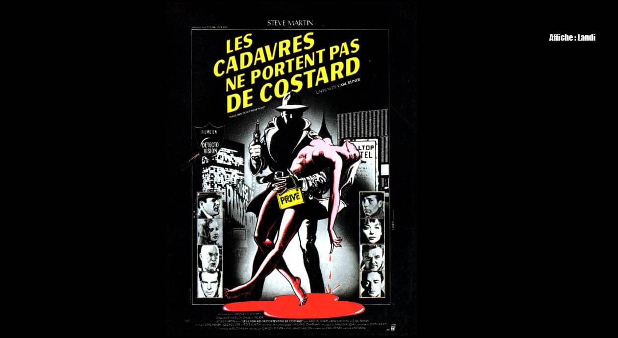 Les cadavres ne portent pas de costard : mort de Carl Reiner