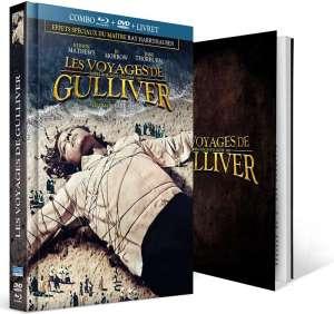 Les voyages de Gulliver, la jaquette du Mediabook