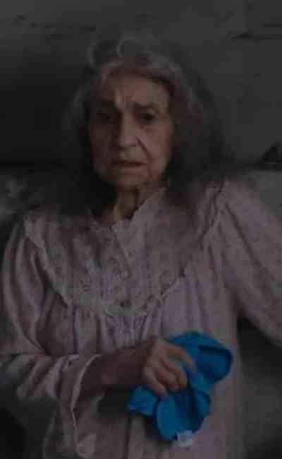 Capture d'écran, bande-annonce de Brooklyn Secret avec Lynn Cohen
