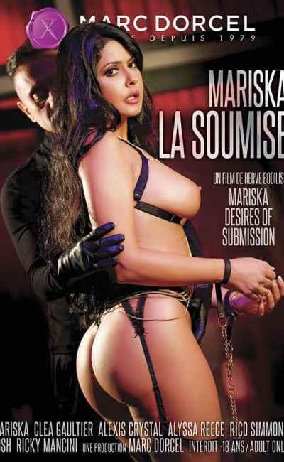 Mariska la soumise d'Hervé Bodilis - cover, jaquette